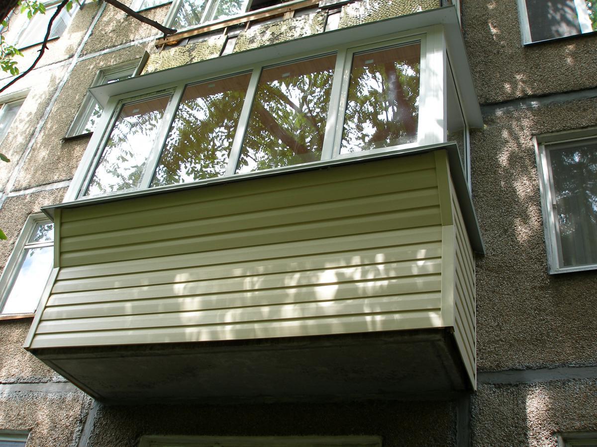 Расчет стоимости балкона под ключ :: статьи на строительном .