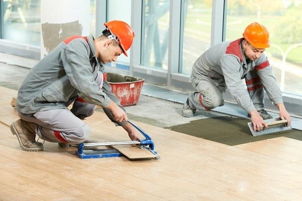 В Украине дорожают строительные работы