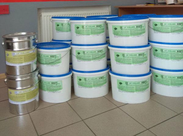 Lic Ceramic – безопасный утеплитель для утепления изнутри