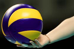 Третій тур чемпіонату України з волейболу
