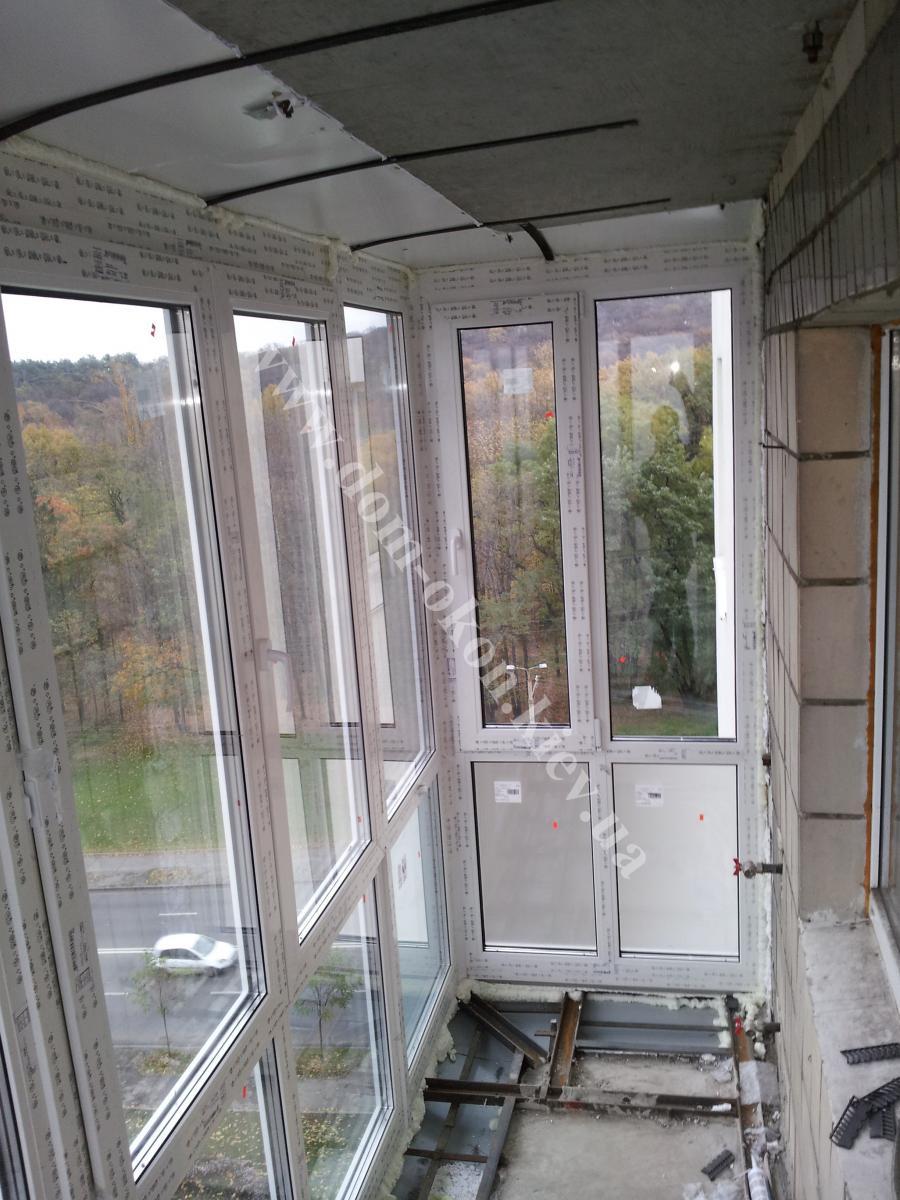 Французский балкон голосеево - киев, киевская область, цены .