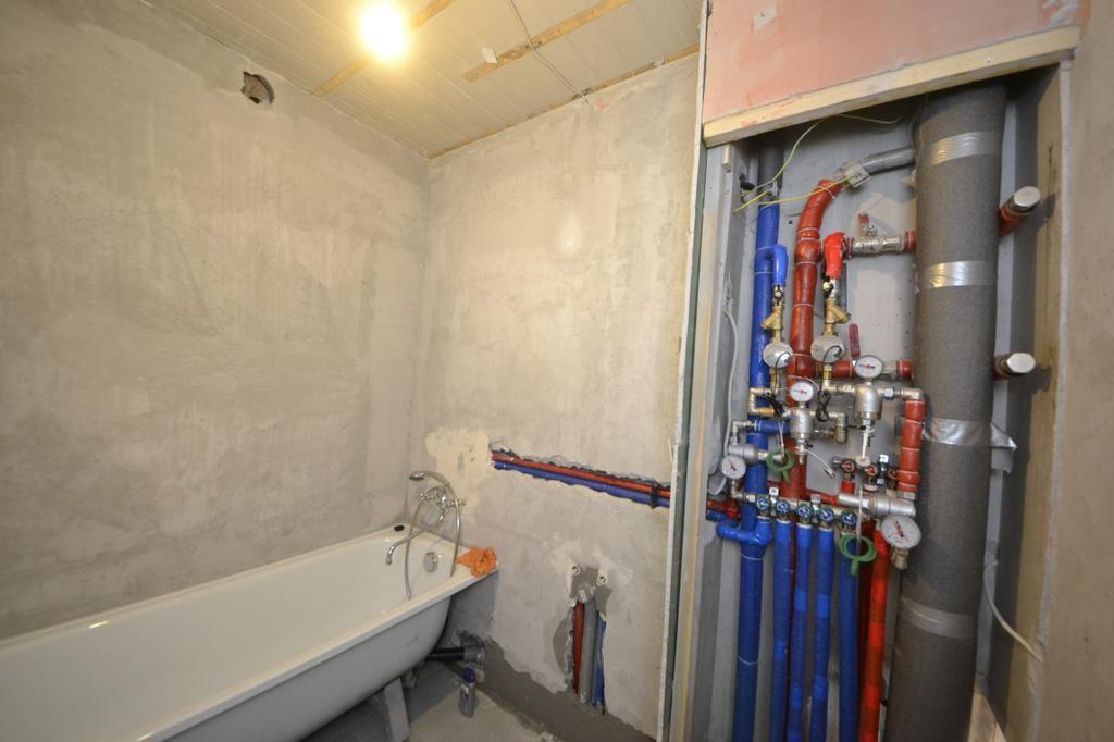 Какая глубина водопровода в частном доме