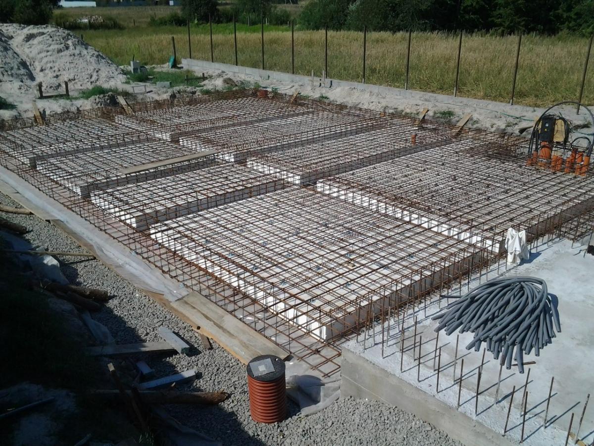 Сколько стоит сделать фундамент дома в Балашихе