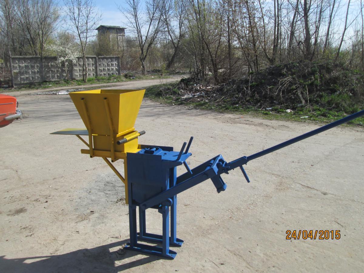 Оборудование для производства кирпича из шлака в украине изолон гидроизоляция