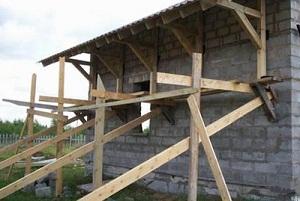 Плотницкие работы своими руками постройка лесов - Avangard22.ru