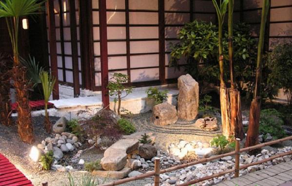 Как создать сад в японском стиле своими руками